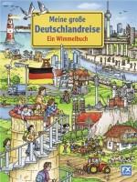 Wimmelbuch – Meine große Deutschlandreise von Stefan Lohr
