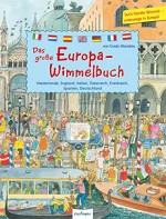 Das große Europa-Wimmelbuch von Guido Wandrey