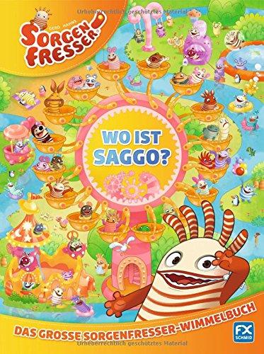 Das große Gerd Hahns Sorgenfresser-Wimmelbuch