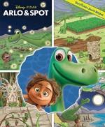 Wimmelbuch Arlo und Spot – Verrückte Suchbilder