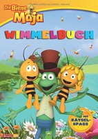 Wimmelbuch Biene Maja, Cover