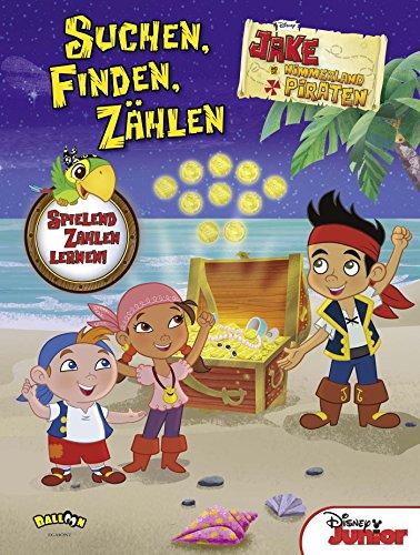 Wimmelbuch Jake und die Nimmerland Piraten