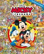 Wimmelbuch Micky & Freunde - Suchbilder