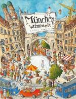 Wimmelbuch München Cover