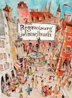 Wimmelbuch Regensburg von Peter Engel