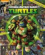 Wimmelbuch Teenage Ninja Turtles