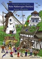 Wimmelbuch - Meine Mühlenregion Rheinland - Heiko Wrusch