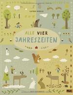 Wimmelbuch - Alle 4 Jahreszeiten - von Katrin Wiehle