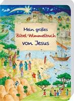 Bibel-Wimmelbuch von Jesus von Reinhard Abeln