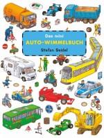 Das mini Auto Wimmelbuch von Stefan Seidel