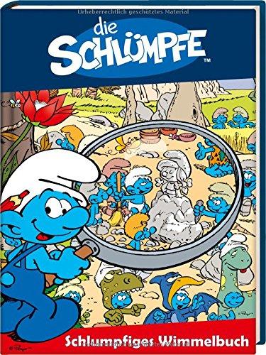 Die Schlümpfe - Schlumpfiges Wimmelbuch