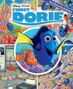Findet Dorie - Verrückte Such-Bilder - Hardcover-Wimmelbuch