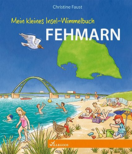 Mein kleines Insel-Wimmelbuch Fehmarn von Christine Faust