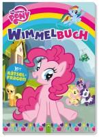 My Little Pony Wimmelbuch mit Rätselfragen