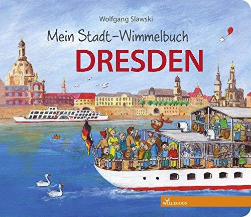 Stadt-Wimmelbuch Dresden von Wolfgang Slawski