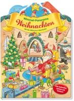Wimmel-Panorama Weihnachten - Wimmelbuch von Carola v. Kessel