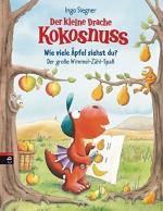 Wimmelbuch - Der kleine Drache Kokosnuss - Wie viele Äpfel siehst du - Ingo Siegner