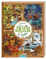 Wimmelbuch - Ein Jahr im Wald - von Emilia Dziubak