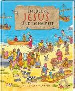 Wimmelbuch Entdecke Jesus und seine Zeit
