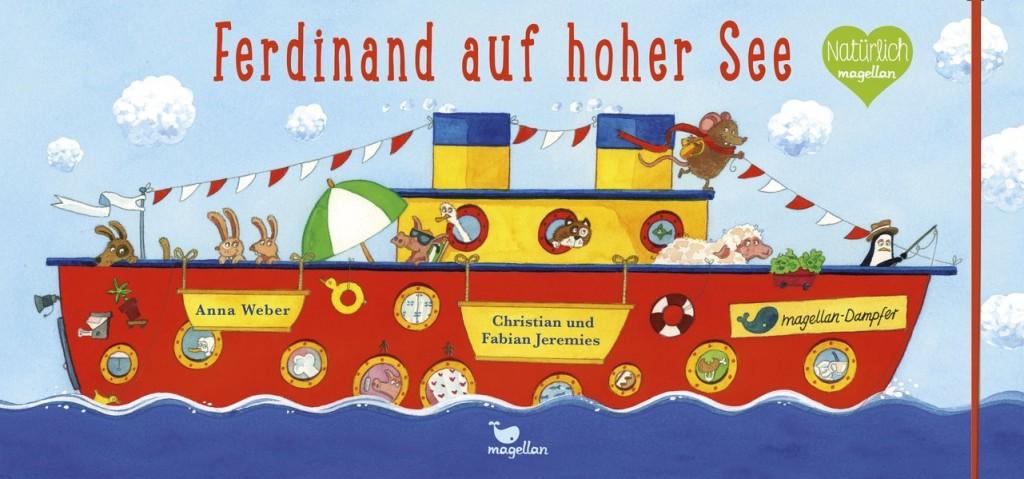 Wimmelbuch Ferdinand auf hoher See – Band 2