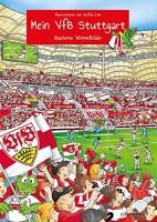 Wimmelbuch Mein VfB Stuttgart von Stefan Lohr