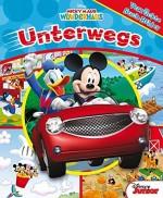 Wimmelbuch Micky Maus Unterwegs - Verrückte Such-Bilder