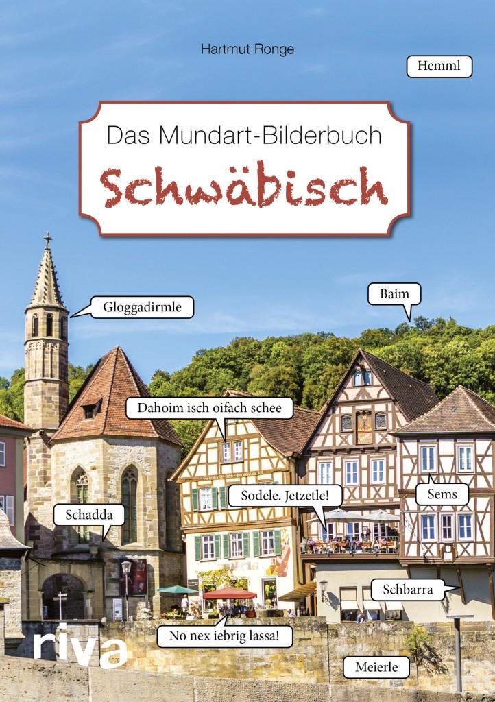 Wimmelbuch Schwäbisch - Das Mundart-Bilderbuch