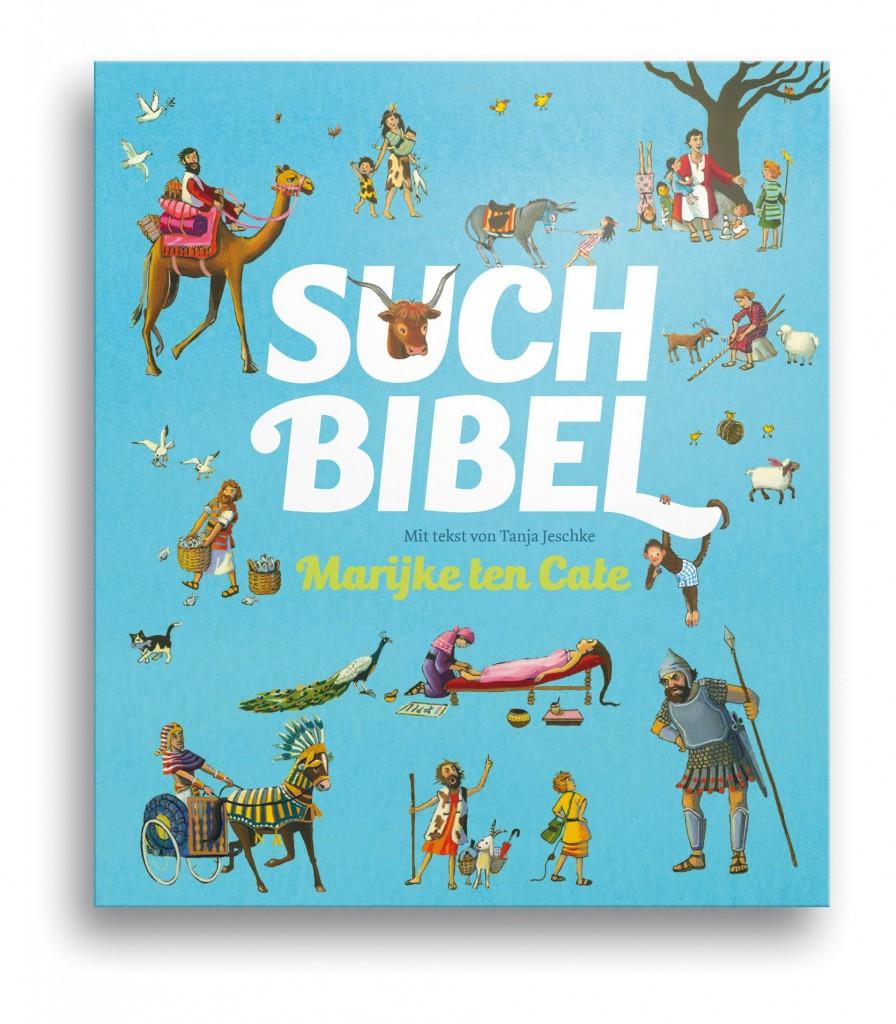 Wimmelbuch Such-Bibel von Marijke ten Cate