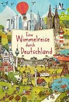 Wimmelbuch Wimmelreise durch Deutschland