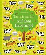 Wimmlbuch Tierisch was los! Auf dem Bauernhof von Gareth Lucas