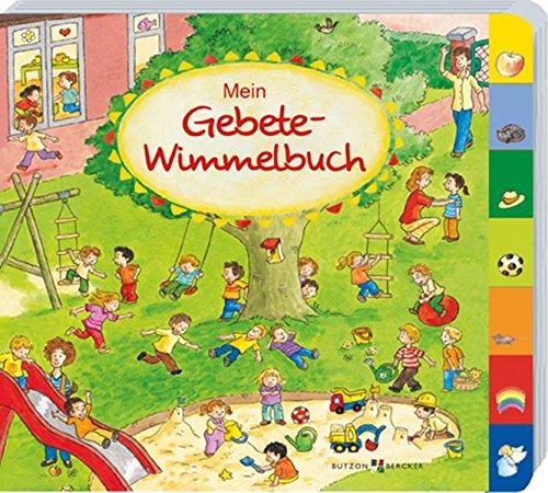 Ein Gebete-Wimmelbuch - Manfred Tophoven