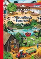 Auf dem Bauernhof Wimmelbildbuch von Anne Suess - Buchcover
