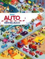 Auto-Wimmelbuch von Stephan Lomp