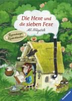 Die Hexe und die sieben Fexe - von Wimmbild-Buch-Klassiker Ali Mitgutsch