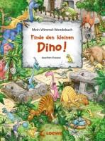 Finde den kleinen Dino! + Finde die Piratenflagge! - Mein Wimmel-Wendebuch von Joachim Krause