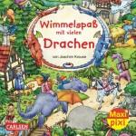 Maxi-Pixi Nr. 100 - Wimmelspaß mit vielen Drachen - von Joachim Krause