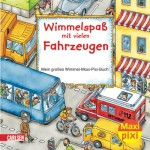 Maxi-Pixi Nr. 6 - Wimmelspaß mit vielen Fahrzeugen - Mein großes Wimmel-Maxi-Pixi-Buch von Joachim Krause