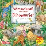 Maxi-Pixi Nr. 98 - Wimmelspaß mit vielen Dinosaurier - von Joachim Krause