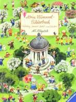 Mein Wimmel-Bilderbuch - Frühling, Sommer, Herbst und Winter von Ali Mitgutsch