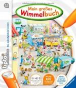 Mein großes Tiptoi Wimmelbuch - Buchcover