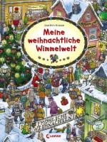 Meine weihnachtliche Wimmelwelt von Joachim Krause