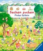 Sachen suchen - Frohe Ostern - Wimmelbilder-Buch