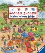 Sachen Suchen Wimmelbilder Wimmelbuch - Buchcover
