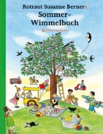 Sommer-Wimmelbuch von Susanne Berner - Buchcover