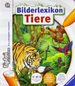 Tiptoi Bilderbuch Das Tierlexikon - Buchcover
