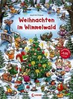 Weihnachten im Wimmelwald - Wimmelbilderbuch von Joachim Krause