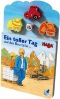 Wimmelbuch – Ein toller Tag auf der Baustelle - von Stefan Seidel