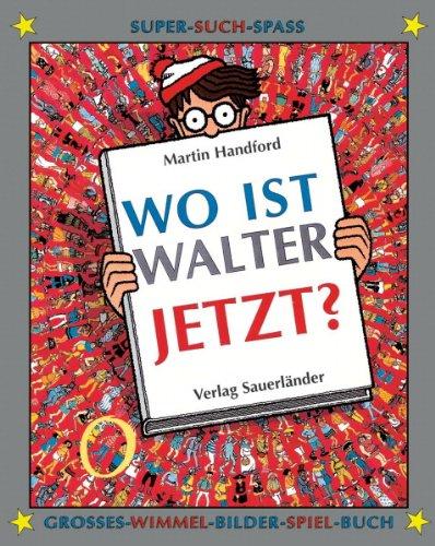 Wo ist Walter jetzt - von Martin Handford