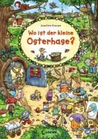 Wo ist der kleine Osterhase - Wimmelbilderbuch von Joachim Krause