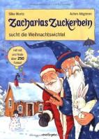 Zacharias Zuckerbein sucht die Weihnachtswichtel - Wimmelbildbuch von Achim Ahlgrimm
